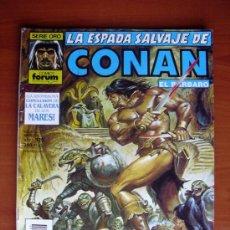 Cómics: LA ESPADA SALVAJE DE CONAN, Nº 129. Lote 9813013