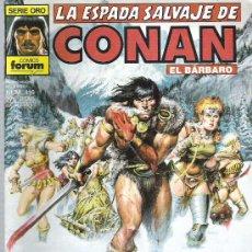 Cómics: LA ESPADA SALVAJE DE CONAN *** LA FURIA DE LAS DAMAS DE HIERRO ** NUM 116 EX. Lote 13761333