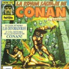 Cómics: LA ESPADA SALVAJE DE CONAN *** LAS DEVORADORAS ** NUM 119. Lote 13684122