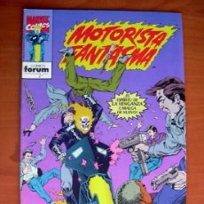 Cómics: MOTORISTA FANTASMA, Nº 3 - EDICIONES FORUM 1991. Lote 9869750