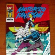 Cómics: MOTORISTA FANTASMA, Nº 4 - EDICIONES FORUM 1991. Lote 9869803