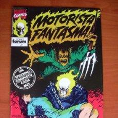 Cómics: MOTORISTA FANTASMA, Nº 8 - EDICIONES FORUM 1991. Lote 9870167