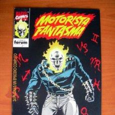 Cómics: MOTORISTA FANTASMA, Nº 11 - EDICIONES FORUM 1992. Lote 9870224