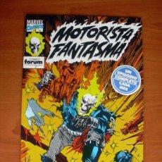 Cómics: MOTORISTA FANTASMA, Nº 12 - EDICIONES FORUM 1992. Lote 9870243