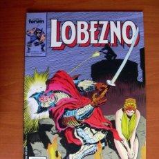 Cómics: LOBEZNO, Nº 3 - EDICIONES FORUM 1989. Lote 9887028