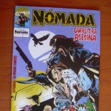 Cómics: NÓMADA, Nº 2 - EDICIONES FORUM 1993. Lote 9913251