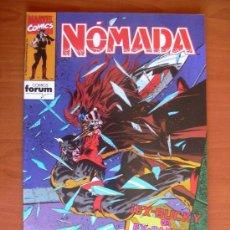 Cómics: NÓMADA, Nº 3 - EDICIONES FORUM 1993. Lote 9913270