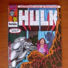 Cómics: HULK & IRON MAN, Nº 6 - EDICIONES FORUM 1993. Lote 9913428
