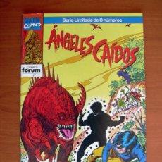 Cómics: LOS ÁNGELES CAIDOS, Nº 4 - EDICIONES FORUM 1991. Lote 9948283