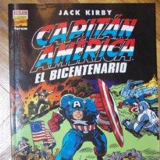 CAPITAN AMERICA EL BICENTENARIO POR JACK KIRBY