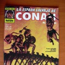 Cómics: LA ESPADA SALVAJE DE CONAN, Nº 66. Lote 10155285