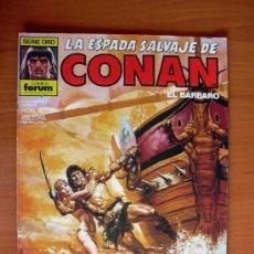 Cómics: LA ESPADA SALVAJE DE CONAN, Nº 67. Lote 10155314