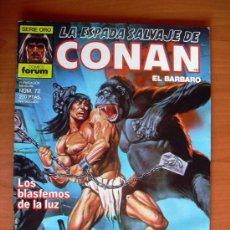Cómics: LA ESPADA SALVAJE DE CONAN, Nº 72. Lote 10155406
