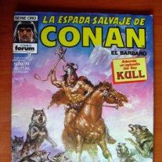 Cómics: LA ESPADA SALVAJE DE CONAN, Nº 74. Lote 10155477