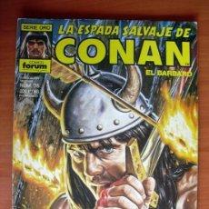 Cómics: LA ESPADA SALVAJE DE CONAN, Nº 75. Lote 10155495