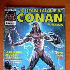 Cómics: LA ESPADA SALVAJE DE CONAN, Nº 76. Lote 10155510