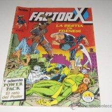 Cómics: FACTOR X Nº4. Lote 27308965