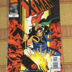 Comics : FORUM. X MAN Nº 49. 2000. 225 PTS.. Lote 10238129