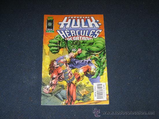 ESPECIAL HULK: HERCULES DESATADO (Tebeos y Comics - Forum - Hulk)