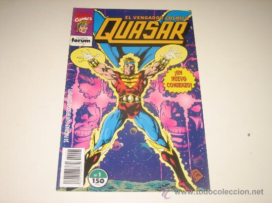 QUASAR-Nº1 (Tebeos y Comics - Forum - Otros Forum)