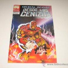Cómics: IRON MAN - DESDE LAS CENIZAS - Nº1 DE 8. Lote 27117821