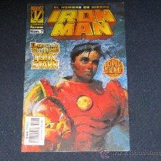Cómics: IRON MAN-VOL.III-Nº7. Lote 27117830