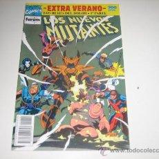 Cómics: LOS NUEVOS MUTANTES-EXTRA VERANO-LOS REYES DEL DOLOR-1ª PARTE. Lote 27261780