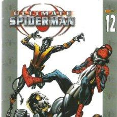 Cómics: ULTIMATE SPIDERMAN - VOL 2 NUMERO 12. Lote 10343680