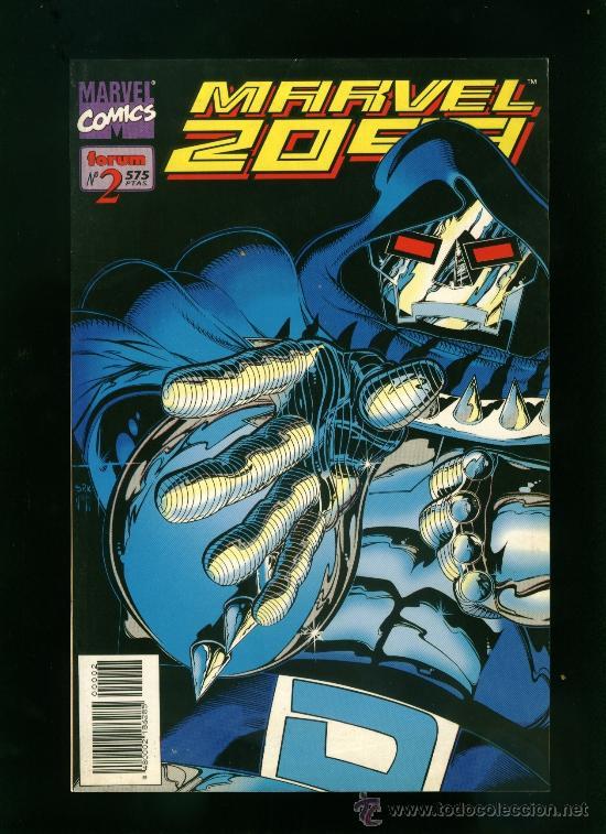 MARVEL 2099 Nº 2 (Tebeos y Comics - Forum - Otros Forum)