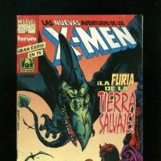 Cómics: X-MEN Nº 27 - LA FURIA DE LA TIERRA SALVAJE. Lote 13886446
