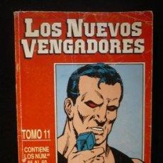 Cómics: LOS NUEVOS VENGADORES. TOMO 11. Nº 56 AL 60. COMICS FORUM. Lote 21456295