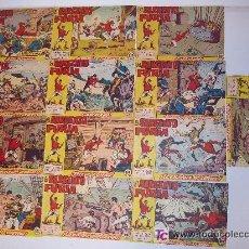Cómics: LOTE 13 TEBEOS DE EL SARGENTO FURIA - ORIGINALES/SALDO. Lote 26646261