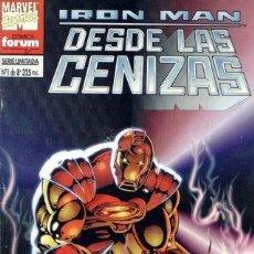 Cómics: IRON MAN : DESDE LAS CENIZAS Nº 1. Lote 10645931