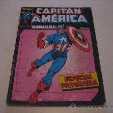 Cómics: CAPITAN AMERICA - ESPECIAL PRIMAVERA 1987. Lote 25961698