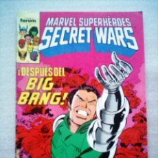Cómics: SECRET WARS Nº 12. FORUM PLANETA 1986. Lote 12488487