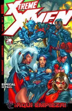 X MEN X TREME COLECCIÓN SEMICOMPLETA (41 NUMERO), FALTAN EL Nº 32-37-38 (Tebeos y Comics - Forum - X-Men)