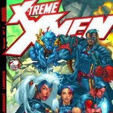 Cómics: X MEN X TREME COLECCIÓN SEMICOMPLETA (41 NUMERO), FALTAN EL Nº 32-37-38. Lote 26742986