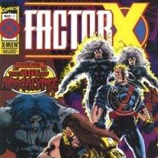 Cómics: X MEN; LA ERA DE APOCALIPSIS- FACTOR X, 4 NUMEROS COMPLETA. Lote 26281645