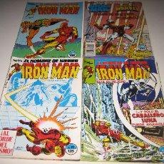 Cómics: IRON MAN - VOL.1 - NºS 16-17-18-19-20-25-28-41-44-49 . FORUM. Lote 26166561