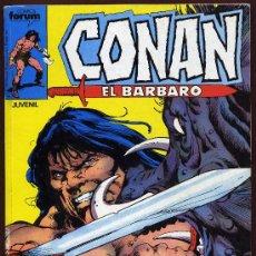 Cómics: RETAPADO CONAN EL BARBARO - NUMEROS DEL 126-130 - FORUM . Lote 25925359