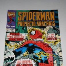 Cómics: SPIDERMAN. PROYECTO ARACNHNIS. SERIE LIMITADA. Nº 4 DE 6. 1995. Lote 27266091