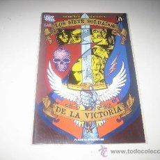 Cómics: LOS SIETE SOLDADOS DE LA VICTORIA - Nº 0. Lote 27601594