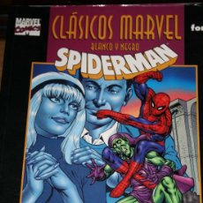 Cómics: CLASICOS MARVEL BLANCO Y NEGRO. SPIDERMAN.. Lote 27377705