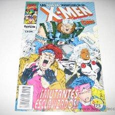 Cómics: LAS NUEVAS AVENTURAS DE LOS X-MEN-Nº7. Lote 25498156