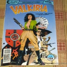 Cómics: FORUM VALKIRIA Nº 1. 1989. 135 PTS. ECLIPSE COMICS.. Lote 12057787