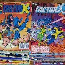 Cómics: FACTOR X COMPLETA 94 Nº+ 3 ESPECIALES. Lote 16541119