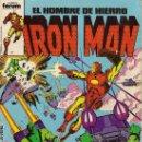 Cómics: EL HOMBRE DE HIERRO. IRON MAN. Nº 1. TRAMPA MORTAL.. Lote 12231907