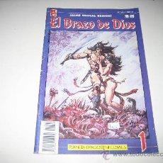 Cómics: EL BRAZO DE DIOS Nº1. Lote 25644714