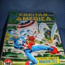 Comics : FORUM CAPITAN AMERICA NUMERO 47 BUEN ESTADO. Lote 12293158