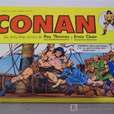 Cómics: FORUM. CONAN, LAS DAILY-STRIP COMICS, Nº 9. Lote 12342444